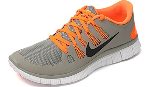 Free 5.0+ grey/ orange/ black/ white 579959 008 size 12.5