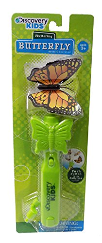 Discovery Kids Fluttering Butterfly Battery Operated - 1