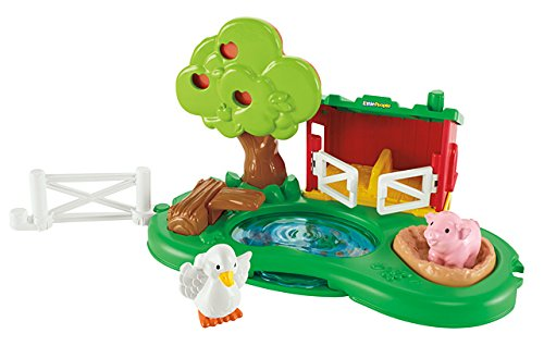 FISHER PRICE Little People Playset Fattoria (6/2013) Y8199
