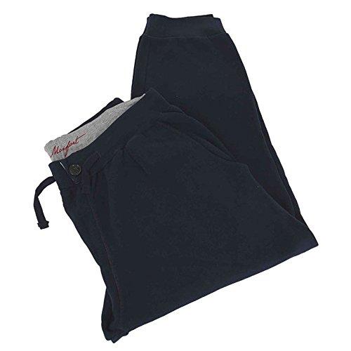 Calzone pantalone taglie forti uomo Maxfort VISTA in felpa tuta - Grigio scuro, 3XL