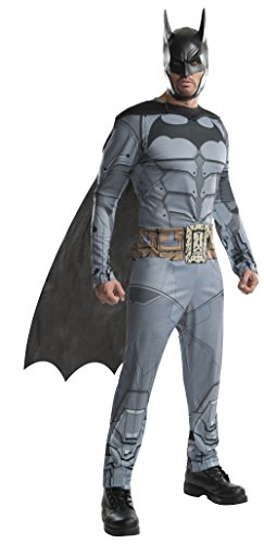 Rubie's Costume Men's Arkham City Adult Batman