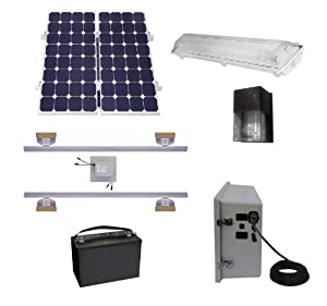 Cheap solar shed lights
