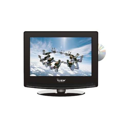 iView-1501DTV 15.4-Inch Widescreen 1080p LCD HDTV with ATSC Digital Tuner and DVD Player