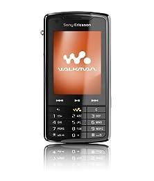buy Sony Ericsson W960 Unlocked Triband 8Gb Wifi Phone (Black)