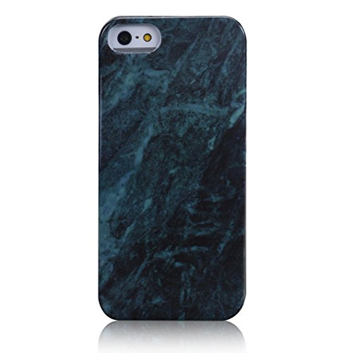 Covermason Marble Texture Imprimer Case Cover Skin pour iPhone 5s