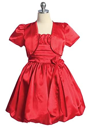 Girls Size 8 Christmas Dress hd photo