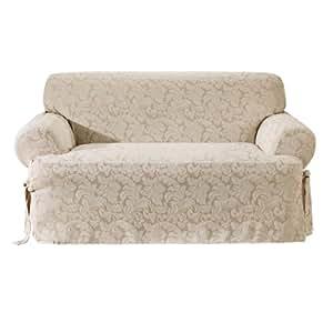 Amazon Sure Fit Scroll Box Cushion T Cushion Sofa