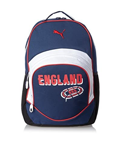 PUMA Men's England World Cup Ball Backpack, Blue/White
