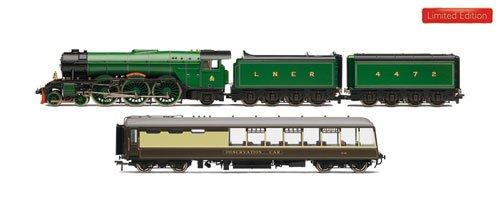 Hornby Flying Scotsman USA Tour 1969 Train Pack
