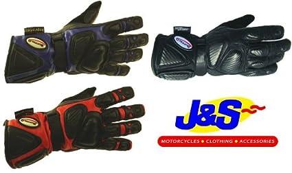 Buffalo désert en cuir moto gants gants de moto Racing J & S