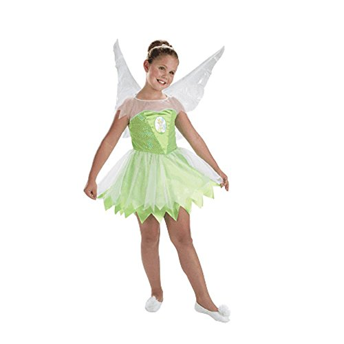 Child's Disney Tinkerbell Costume (Size:Large 7-8)
