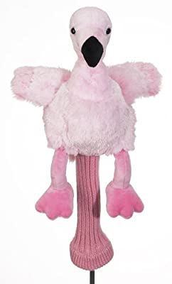 Creative Covers for Golf Freda the Flamingo Golf Club Head Cover