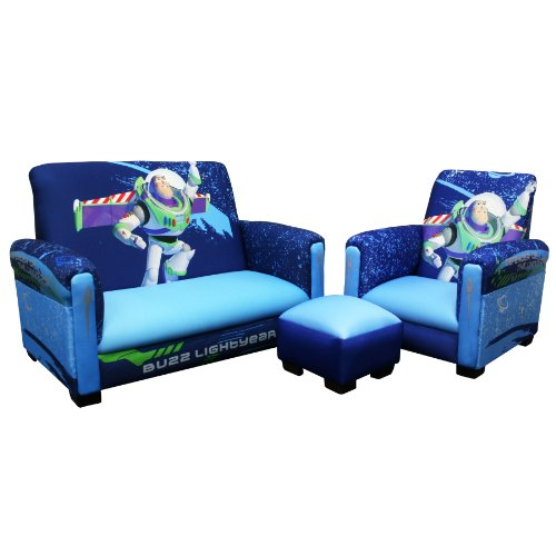 Charmant Cheap Disney Toy Story 3 Toddler Sofa Chair And Ottoman Set