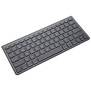 AmazonBasics Bluetooth Keyboard for iPad or iPhone