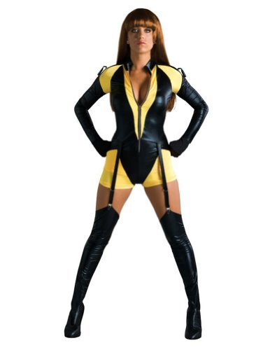 Adult-Costume Watchmen Silk Spectre Sm 6-8 Halloween Costume - Adult 6-8