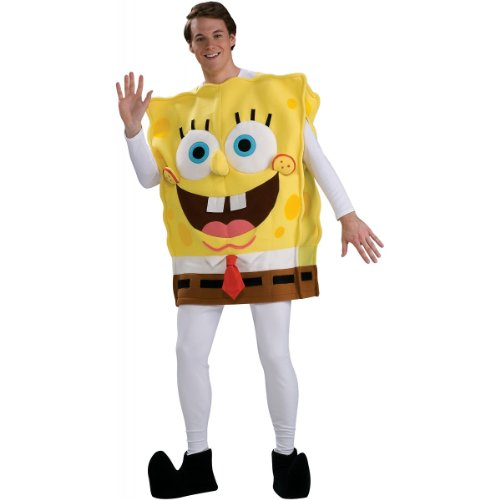 Spongebob Deluxe Adult Halloween Costume