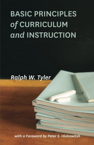 Basic Principles of Curriculum and Instruction PDF