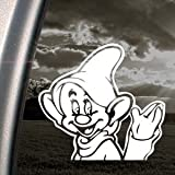 DOPEY SNOW WHITE 7 Decal DWARFS WAVE DISNEY Sticker