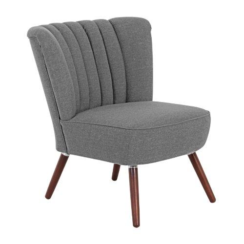 max winzer 285411001645214 sessel alwa einzel retrosessel eiche sonoma regalbrett. Black Bedroom Furniture Sets. Home Design Ideas