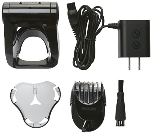 philips norelco shaver 6400 with click on beard styler model 1150bt 48 health beauty personal. Black Bedroom Furniture Sets. Home Design Ideas
