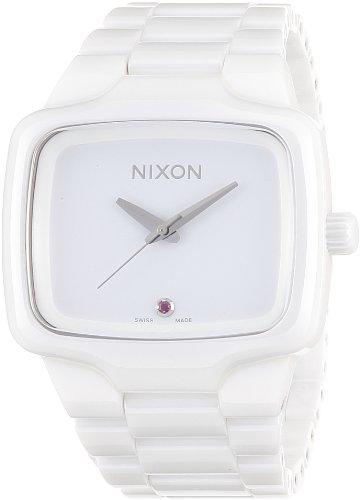 [ニクソン]NIXON CERAMIC PLAYER: ALL WHITE NA145126-00 【正規輸入品】