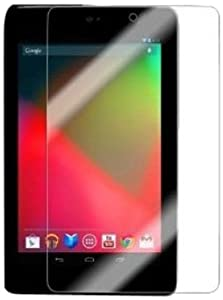 FINTIE Screen Protector Film Ultra Clear Shield for Google Nexus 7 Tablet (3-pack)