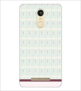 PrintDhaba Pattern D-1787 Back Case Cover for XIAOMI REDMI NOTE 3 (Multi-Coloured)