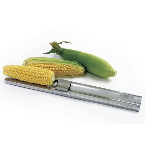 Norpro Stainless Steel Corn Cutter And Creamer