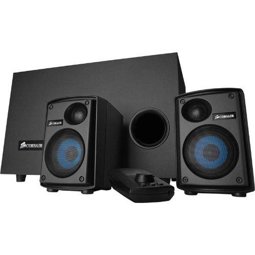 Corsair SP 2500 Lautsprecher-System (232 Watt) aktiv