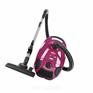 brand new bissell zing bagged canister vacuum