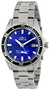 Invicta Womens 15136SYB Pro Diver Blue Dial Stainless Steel