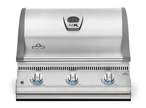 Napoleon-BILEX485NSS-Built-in-Natural-Gas-Grill