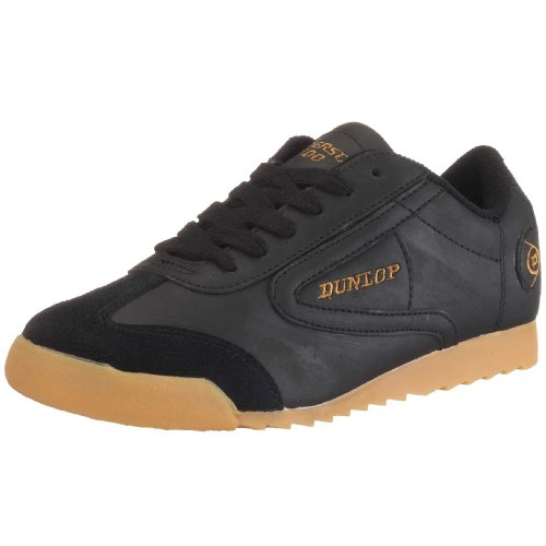 Dunlop Superstar 100 Trainers Men black Schwarz (Black) Size: 8 (42 EU)