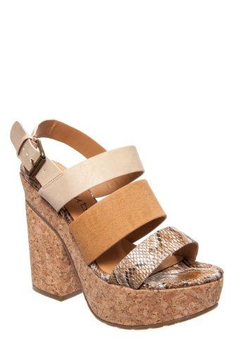 Matisse Marianne High Heel Platform Sandal
