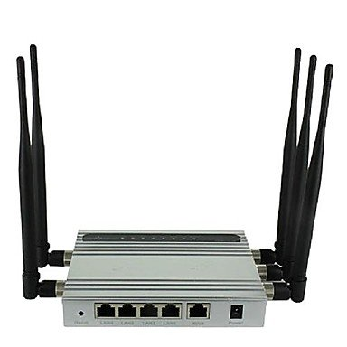 Guang Afoundry Ew500 High Power Enterprise Wireless Router 5 Detachable 6Dbi Antenna Engineering Level Gateway Repeater