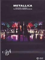 Metallica : S & M with the San Francisco Symphony Orchestra partie 1 et 2 - Coffret 2 DVD