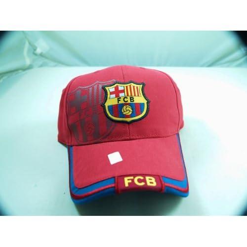 FC BARCELONA OFFICIAL TEAM LOGO CAP / HAT   FCB020