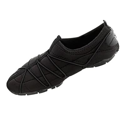 Capezio Black Free 1 Sneaker Small Adult