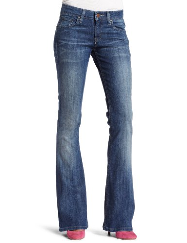 d21dc5ed1eb Levi's 518 Juniors' Superlow Boot Cut Jean Review