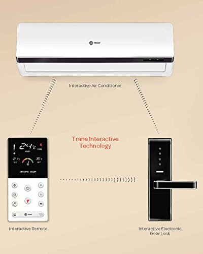 Trane TSR22DW3BSFC3 2 Ton 3 Star Split Air Conditioner