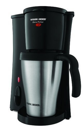 Black & Decker One Cup Coffee Maker