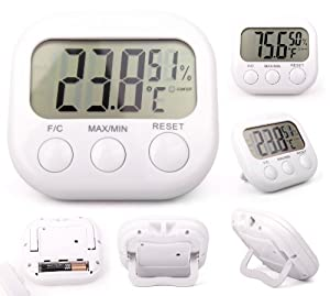 DURAGADGET Small Home Wall Desk Indoor LCD Room