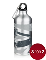 Imperial War Museum Rally Round the Flag Aluminium Water Flask