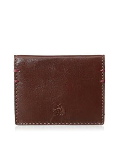 Original Penguin Men's Leather Wallet