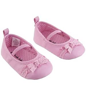 Amazon Koala Baby Girls Soft Sole Ballerina Shoes