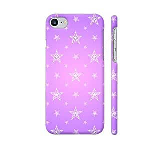 Colorpur Decorative Stars Designer Mobile Phone Case Back Cover For Apple iPhone 7 | Artist: Divakar Vikramjeet Singh