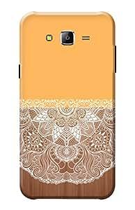 Samsung Galaxy J7 Designer Cover Kanvas Cases Premium Quality 3D Printed Lightweight Slim Matte Finish Hard Back Case for Samsung Galaxy J7
