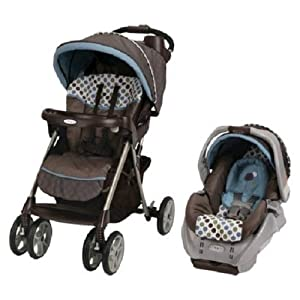 Graco Alano Classic Connect Travel System, Dakota