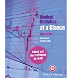 img - for Medical Statistics at a Glance (At a Glance (Blackwell)) (Paperback) - Common book / textbook / text book