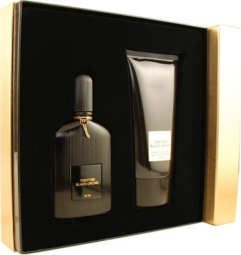 Coolest deals on     Tom Ford   body spray now: Black Orchid By Tom Ford For Women. Set-edt Spray 1.7-Ounce & Hydrating Body Lotion 3.4-Ounce